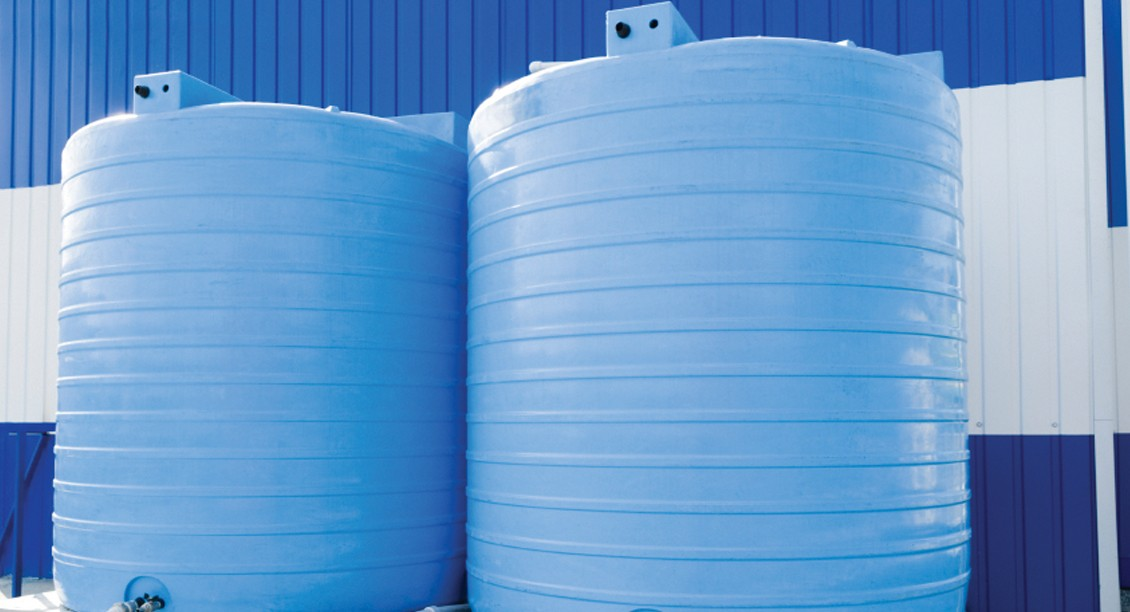 Water in Storage Tanks and Reservoirs