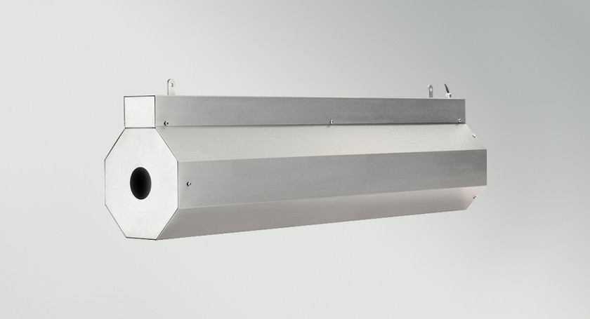 Circulating Air Disinfection Module for the Food Industry