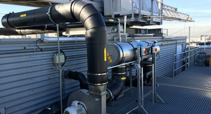 Air Purification for Facility Management