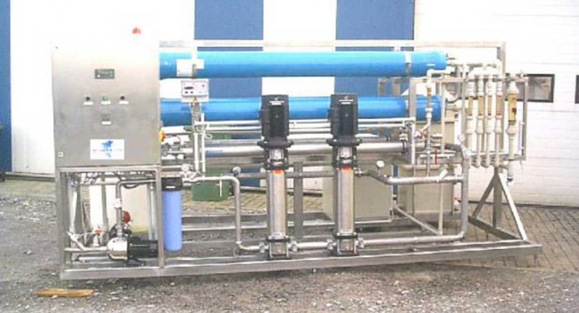 Reverse Osmosis or Nanofiltration Systems